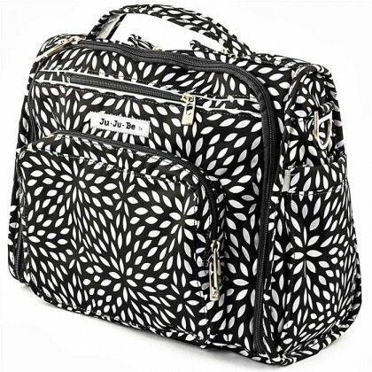 Сумка рюкзак для мамы Ju-Ju-Be B.F.F. platinum petals