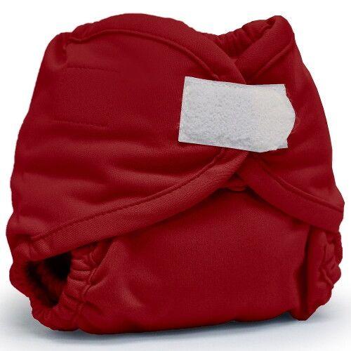 Обложка подгузник Newborn Aplix Cover Kanga Care Scarlet