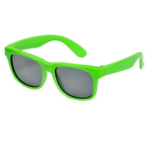 Детские солнцезащитные очки Real Kids Серф 7+ салатовые