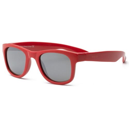 Детские солнцезащитные очки Real Kids Серф 7+ красные