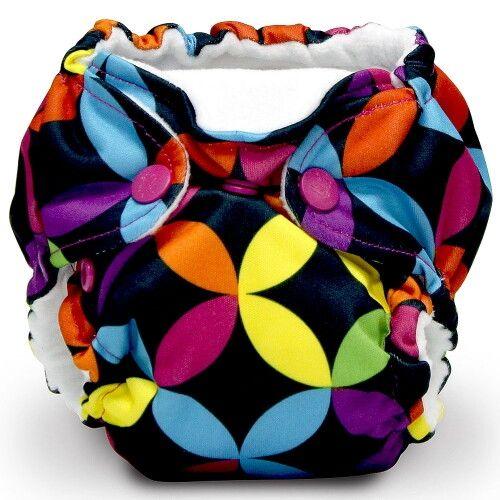 Многоразовый подгузник для новорожденного Lil Joey Kanga Care Jeweled