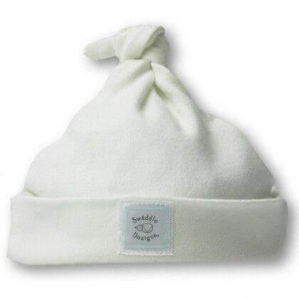 Шапочка Knotted Hat w/Logo Lt Blue w/PB Dots