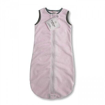 Спальный мешок детский SwaddleDesigns zzZipMe 3-6 М PP/TG Baby Velvet