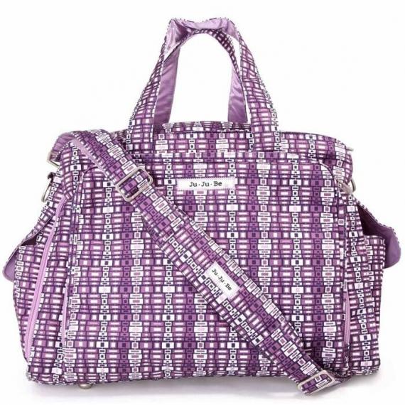 Дорожная сумка Ju-Ju-Be Be Prepared jujuberry square