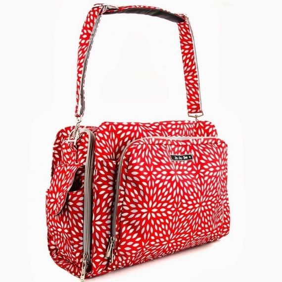 Дорожная сумка Ju-Ju-Be Be Prepared scarlet petals