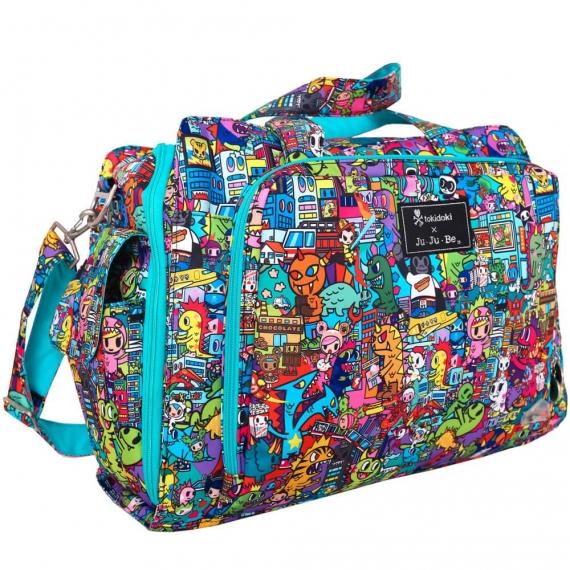 Дорожная сумка Ju-Ju-Be Be Prepared Tokidoki Kaiju City