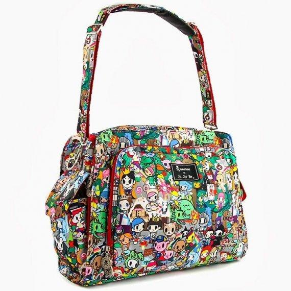 Дорожная сумка Ju-Ju-Be Be Prepared fairytella