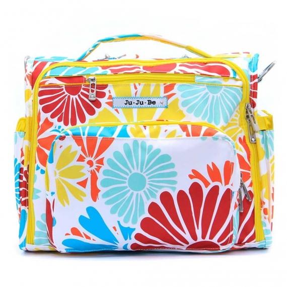 Сумка рюкзак для мамы Ju-Ju-Be B.F.F. flower power