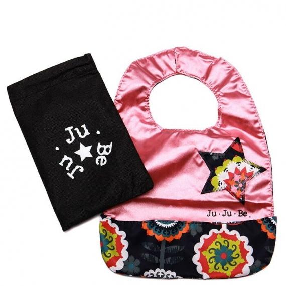 Слюнявчик Ju-Ju-Be Be Neat dancing dahlias