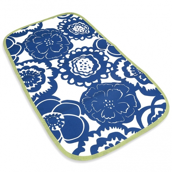 Коврик Ju-Ju-Be Changing Pad cobalt blossoms