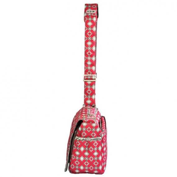 Сумка для коляски Ju-Ju-Be Better Be pink pinwheels