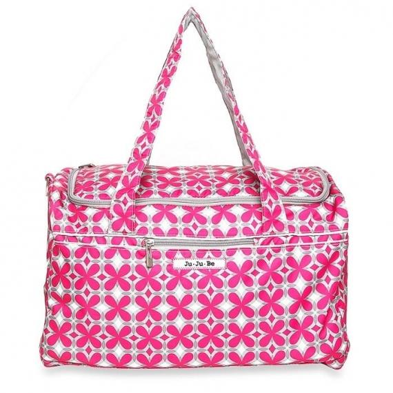 Сумка для путешествий Starlet Pink Pinwheels