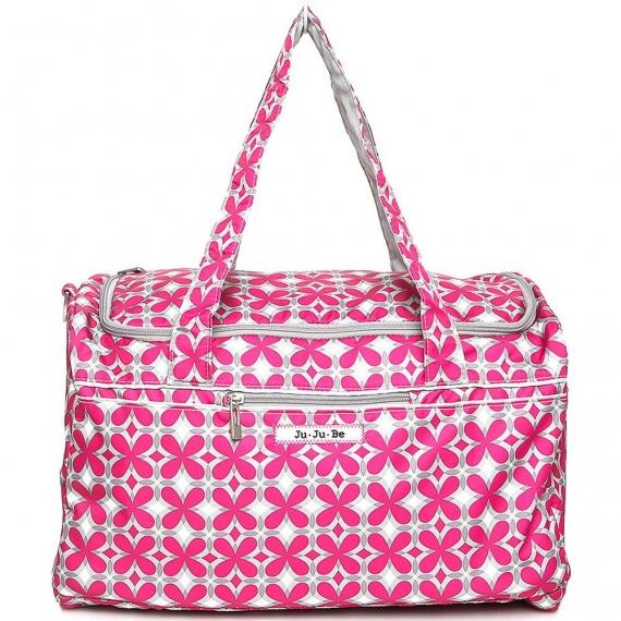 Сумки для путешествий Super Star pink pinwheels