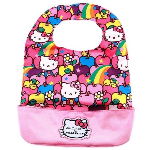 Слюнявчик Ju-Ju-Be Be Neat Hello Kitty lucky stars