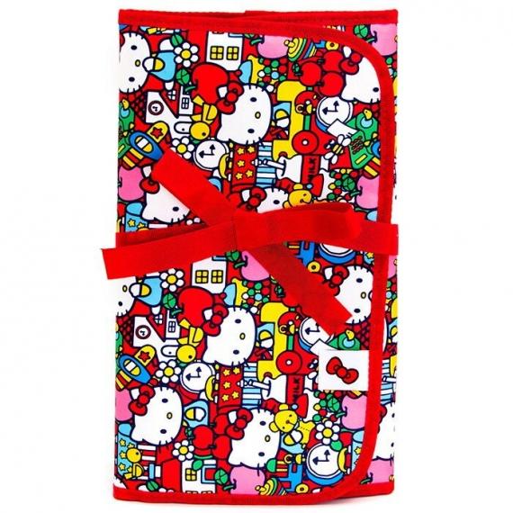 Коврик Ju-Ju-Be Changing Pad Hello Kitty Tick Tock