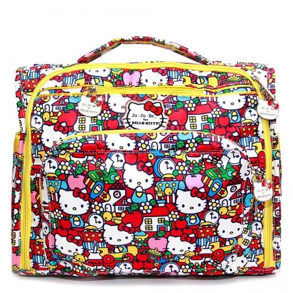 Сумка рюкзак для мамы Ju-Ju-Be B.F.F. Hello Kitty Tick Tok
