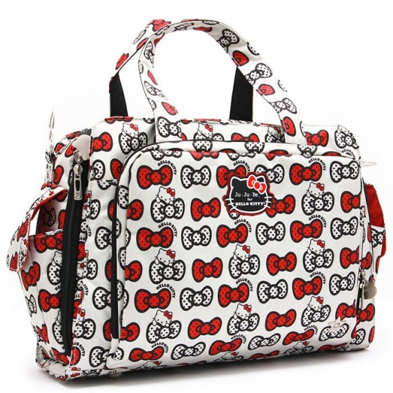 Дорожная сумка Ju-Ju-Be Be Prepared Hello Kitty Peek a Bow