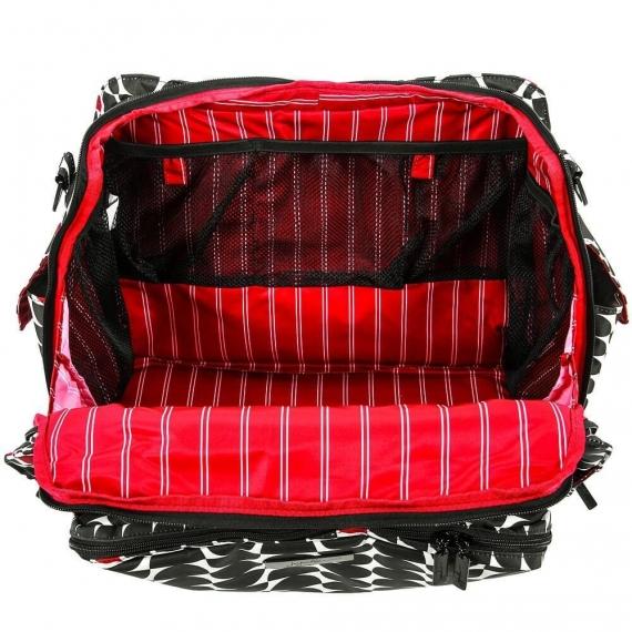 Дорожная сумка Ju-Ju-Be Be Prepared Onyx Black Widow
