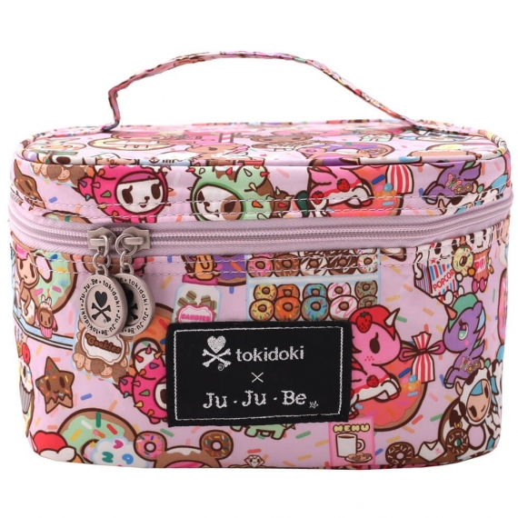 Бьюти кейс Be Ready Ju-Ju-Be Tokidoki Donutellas Sweet Shop
