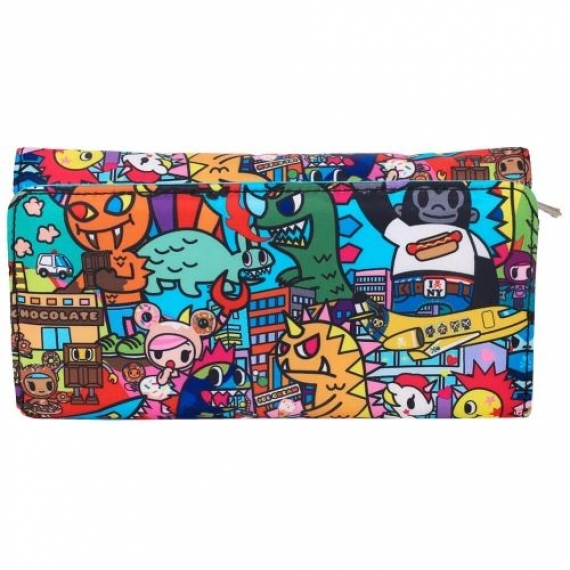 Кошелек Be Rich Ju-Ju-Be Tokidoki Kaiju City