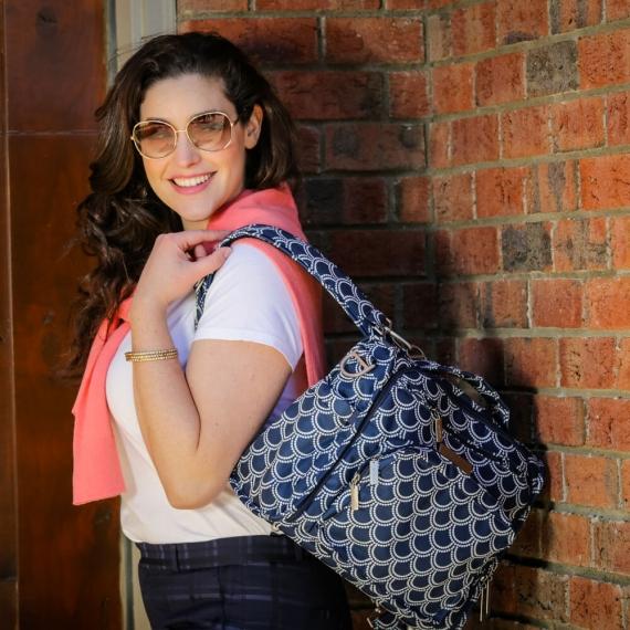 Сумка рюкзак для мамы Ju-Ju-Be B.F.F. Newport