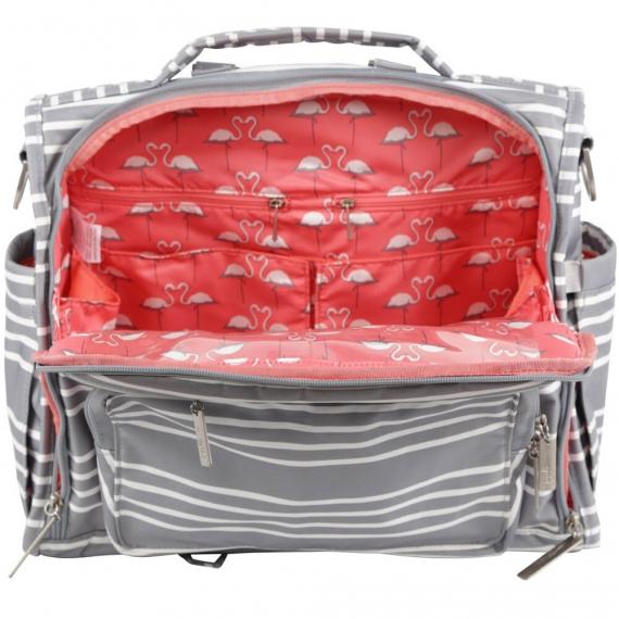 Сумка рюкзак для мамы Ju-Ju-Be B.F.F. East Hampton