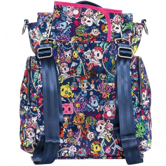 Рюкзак Be Sporty ju-ju-be Tokidoki Sea Punk