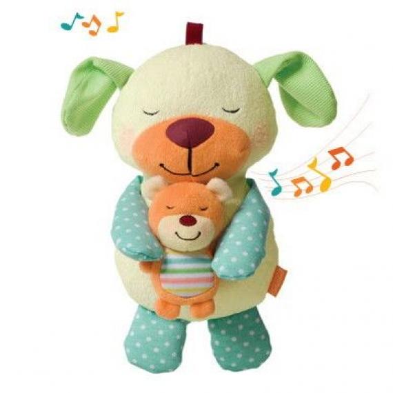 """Музыкальная игрушка """"Сонный Щенок"""" infantino"""