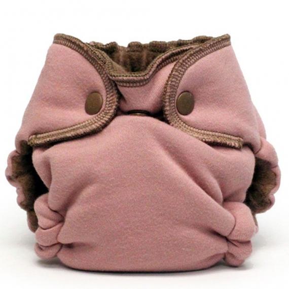 Подгузник для новорожденных Ecoposh Kanga Care Fitted Love