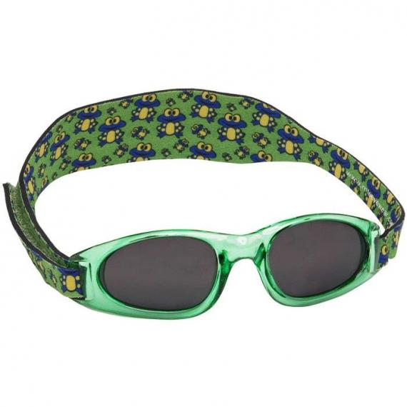 Детские солнцезащитные очки Real Kids Shades 2-4 года 25BGRNFROGS