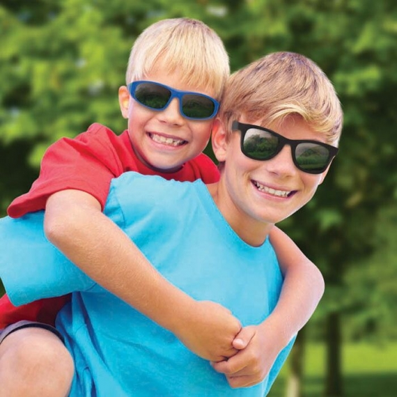 Детские солнцезащитные очки Real Kids Серф 4+ розовые