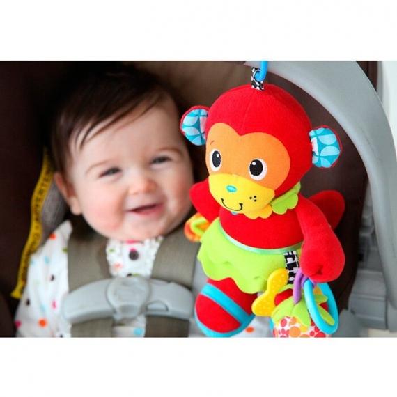 "Развивающая игрушка ""Обезьянка"" infantino"