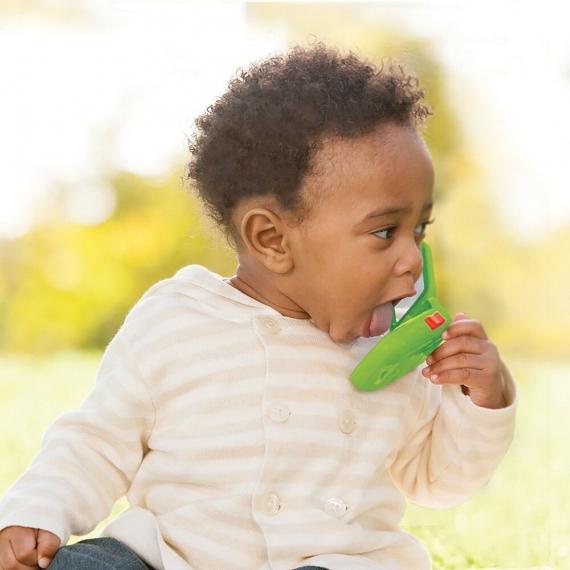 """Развивающая игрушка """"Зеленый Телефон"""" infantino"""