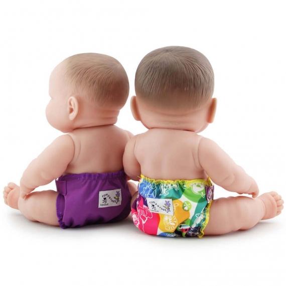 Подгузники для кукол 2 шт. tokiCorno/Orchid