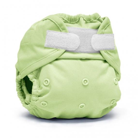 Обложка подгузник One Size Aplix Cover Kanga Care Lazy Lime