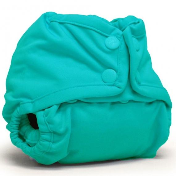 Подгузник для плавания Newborn Snap Cover Kanga Care Peacock