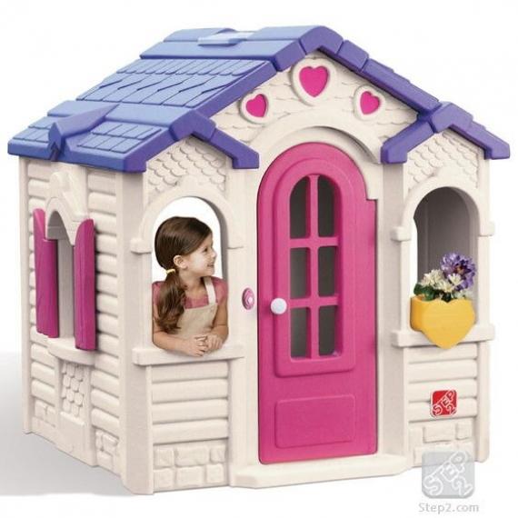 """Детский домик грез в стиле """"Барби"""""""
