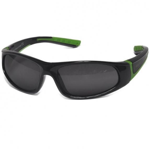 Детские солнцезащитные очки Real Kids Bolt 7+ черный/лайм