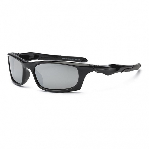 Детские солнцезащитные очки Real Kids 7+ Storm черные