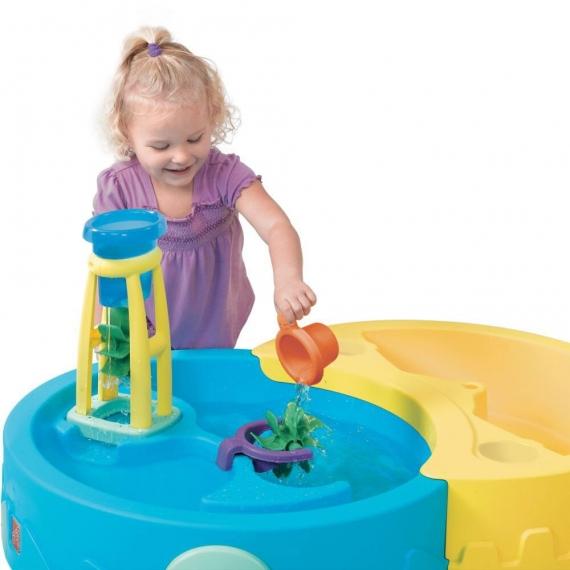 """Столик для игр с песком и водой """"Оазис"""""""