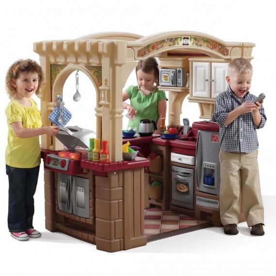 """Игровая кухня """"Веселые поварята"""""""