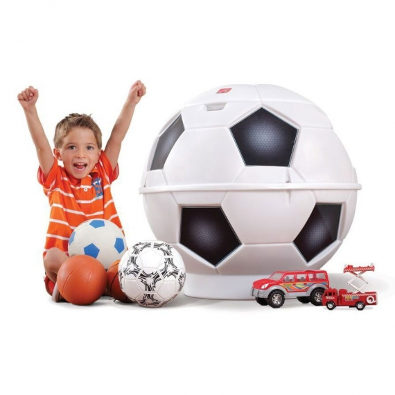 """Ящик для игрушек """"Футбольный мяч"""""""