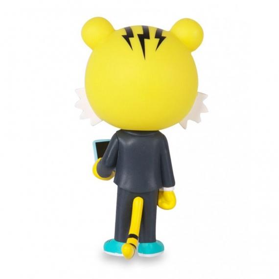 Коллекционная виниловая игрушка Tokidoki Tiger Salary man Vinyl