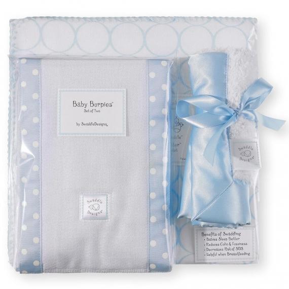 Подарочный набор для новорожденного Gift Set Blue Mod on WH