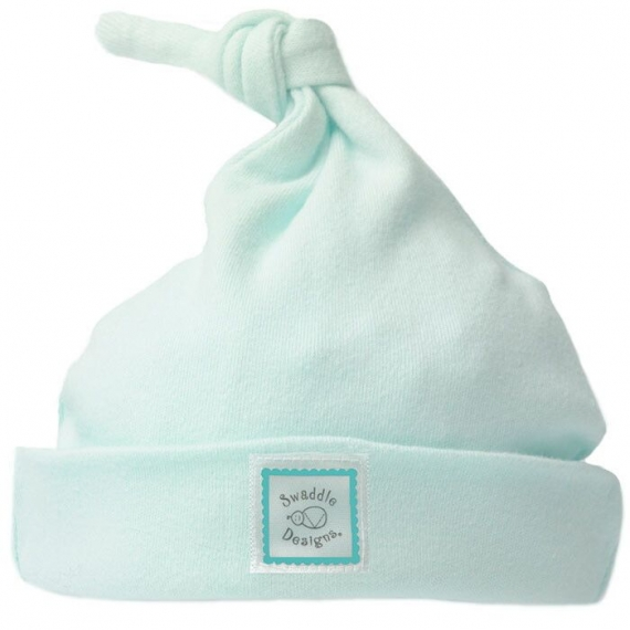 Шапочка Knotted Hat w/Logo SC/Turquoise