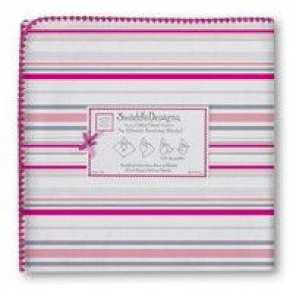 Фланелевые пеленки серия Jewel Tone Stripes
