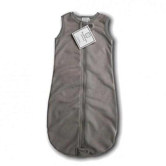 Спальный мешок детский SwaddleDesigns zzZipMe 6-12 М TG/TG Baby Velvet
