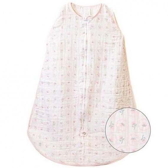 Спальный мешок Muslin zzZipMe Sack - 3-6M Pink Posies