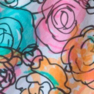 Шарф для кормления Itzy Ritzy Watercolor Bloom