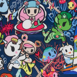 Визитница Ju-Ju-Be Be Charged Tokidoki Sea Punk